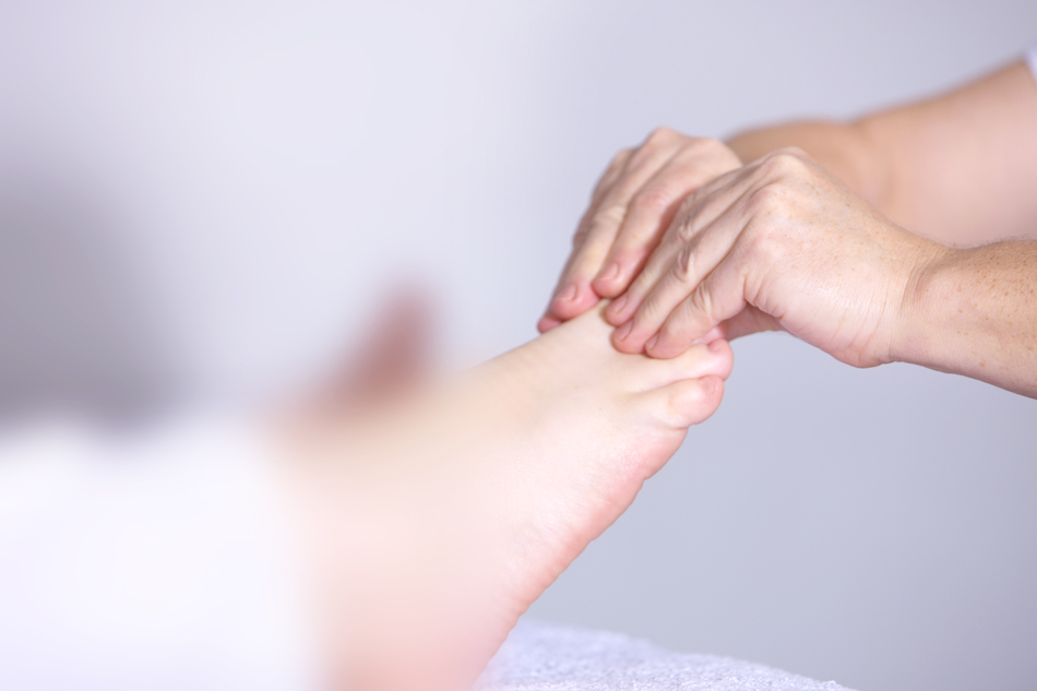 Reflexology & complementary therapies.