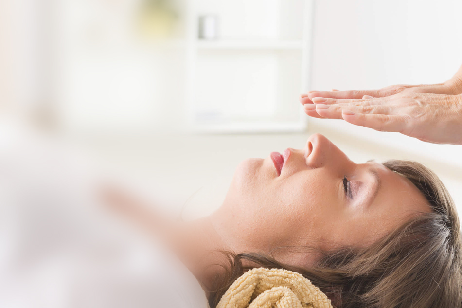 Reiki is a deep relaxation technique.
